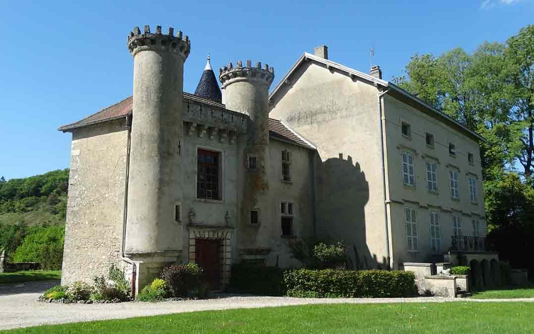 Chateau-de-Maillat